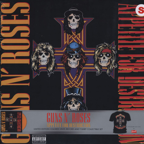 Guns N Roses - Appetite For Destruction Special Edition