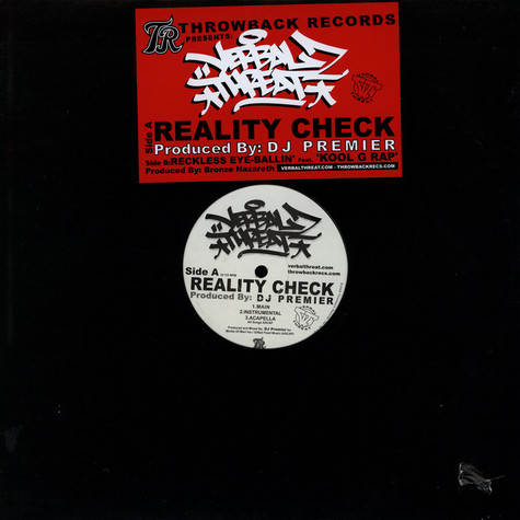 Verbal Threat - Reality check