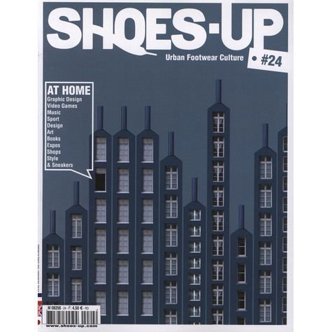Shoes-Up Magazine - Issue 24