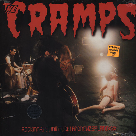 Cramps, The - Rockinreelininaucklandnewzealandxxx
