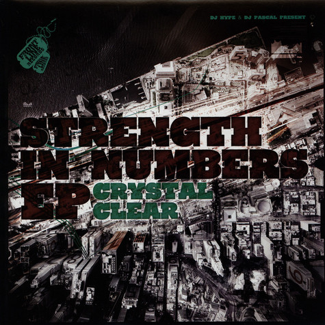 Crystal Clear - Strength In Numbers EP