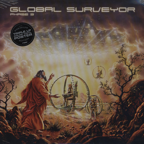 Global Surveyor - Phase 3 Colored Edition