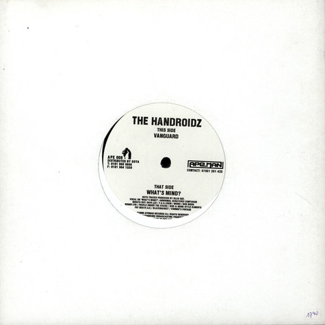 Handroidz, The - Vanguard