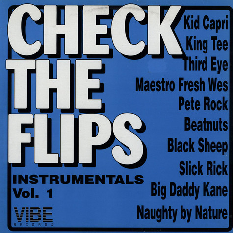 Check the Flips - Instrumentals Vol.1