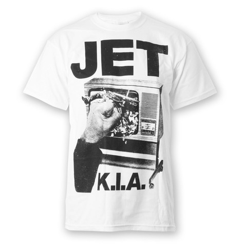 Jet - TV Fist T-Shirt