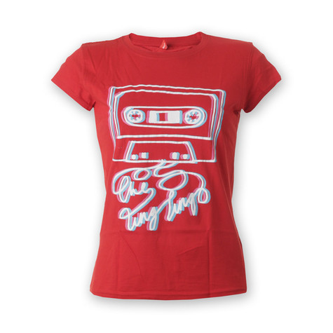 Ting Tings, The - Cassette T-Shirt