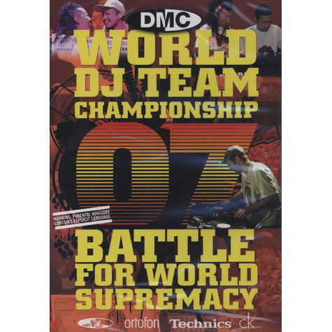 DMC World Team Championship 2007 - Battle For World Supremacy 2007