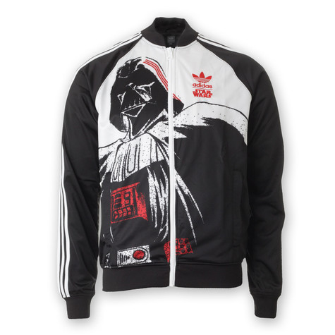 adidas X Star Wars - Star Wars Darth Vader Track Top
