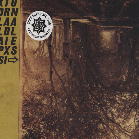 Thee Silver Mount Zion Memorial Orchestra - Kollaps Tradixionales