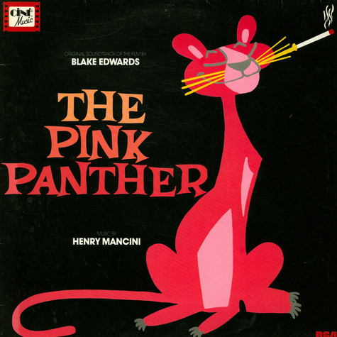 Henry Mancini - Original Soundtrack Of The Film ›The Pink Panther‹