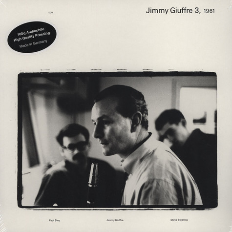 Giuffre, Bley & Swallow - Jimmy Giuffre 3 / 1961