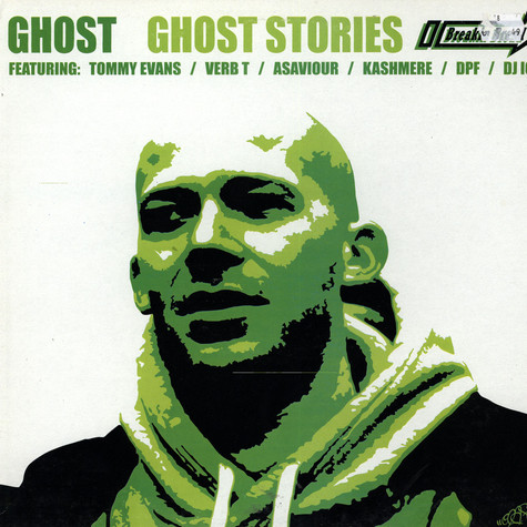 Ghost - Ghost stories feat. Kashmere & Verb T