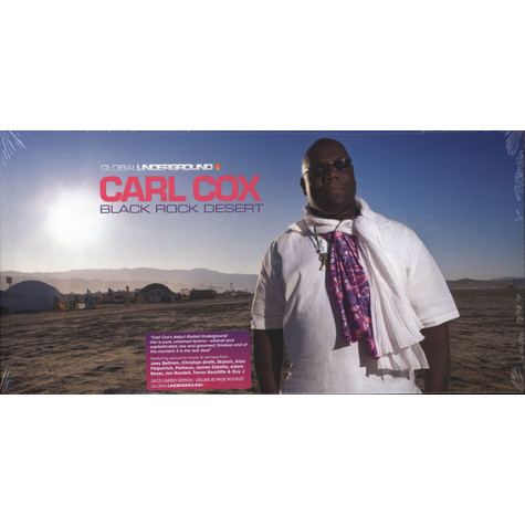 Carl Cox Presents: - Black Rock Desert