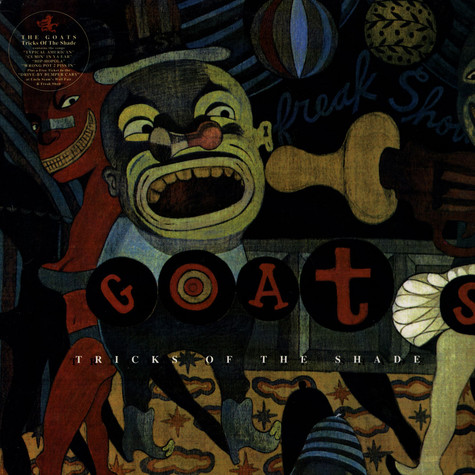 Goats - Tricks of the shade