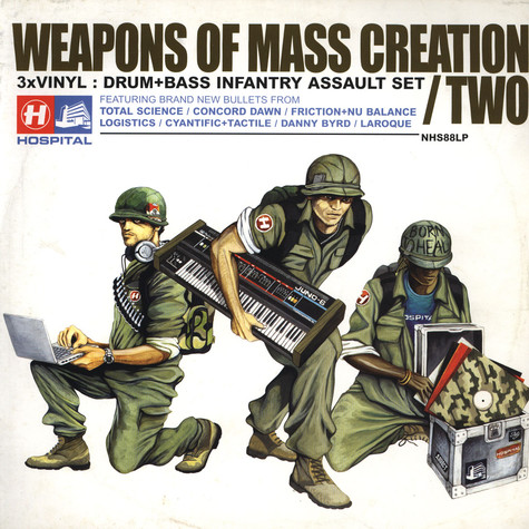V.A. - Weapons Of Mass Creation 2
