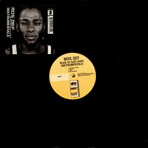 Mos Def - Black On Both Sides Instrumentals
