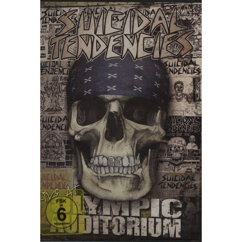 Suicidal Tendencies - Live At The Olympic