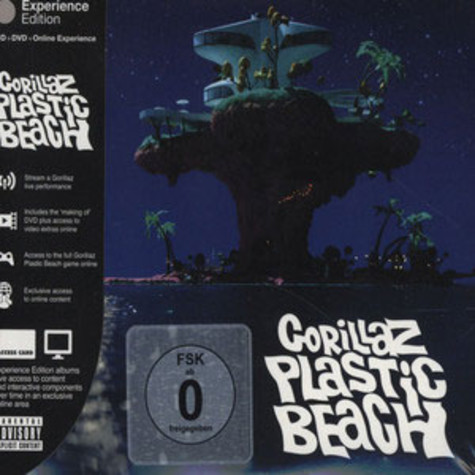 Gorillaz - Plastic Beach Deluxe Version