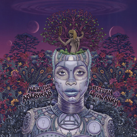 Erykah Badu - New Amerykah Part 2: Return Of The Ankh