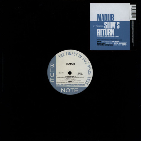 Madlib - Slim's Return