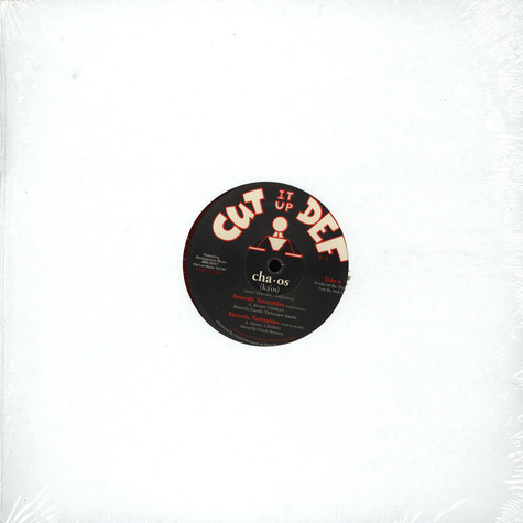 Cha-os - Records, turntables