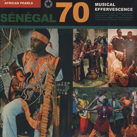 African Pearls - Senegal 70 - Musical Effervescence