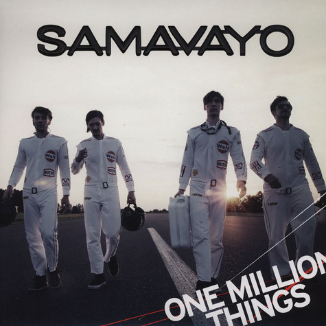 Samavayo - One Million Things