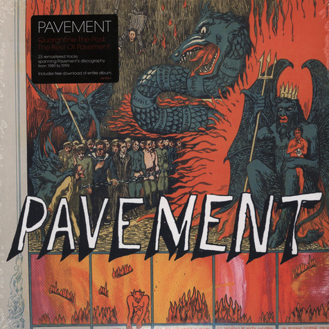Pavement - Quarantine The Past:The Best Of