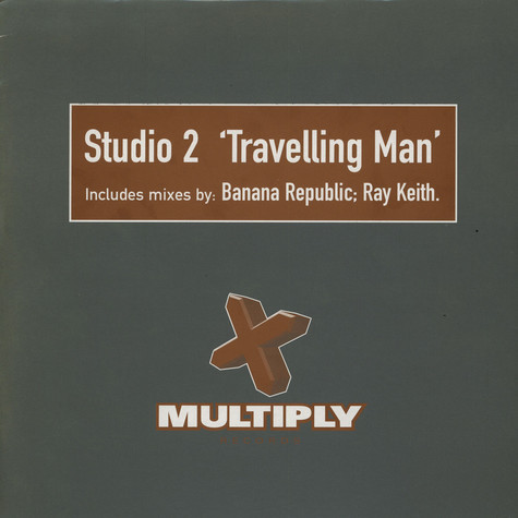 Studio 2 - Travelling Man