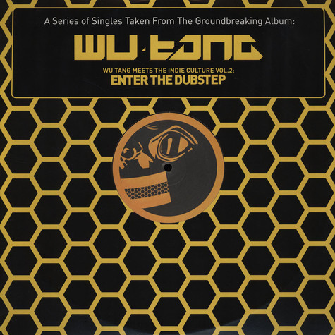 Wu-Tang Clan - Meets The Indie Culture Volume 2 - Enter The Dubstep EP 3