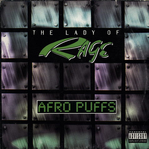 Lady Of Rage - Afro puffs