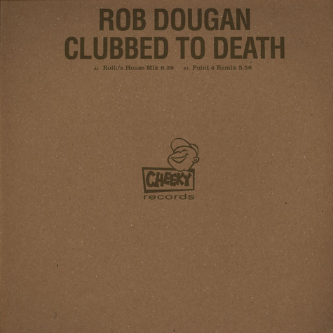 Rob Dougan - Clubbed To Death