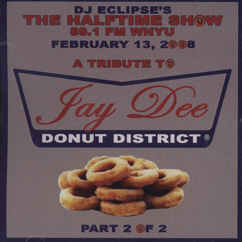 DJ Eclipse of Non Phixion - Tribute to J Dilla Part 2 of 2
