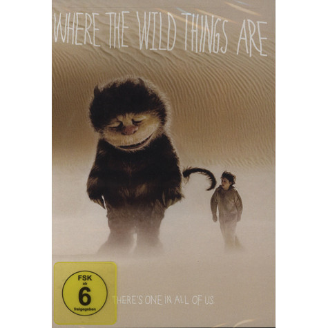 Where The Wild Things Are - The Movie DVD