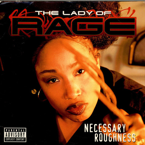 Lady Of Rage, The - Necessary Roughness