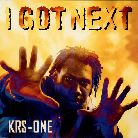 KRS One - I Got Next