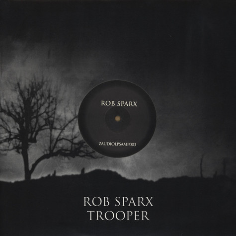 Rob Sparx - Fully Booked