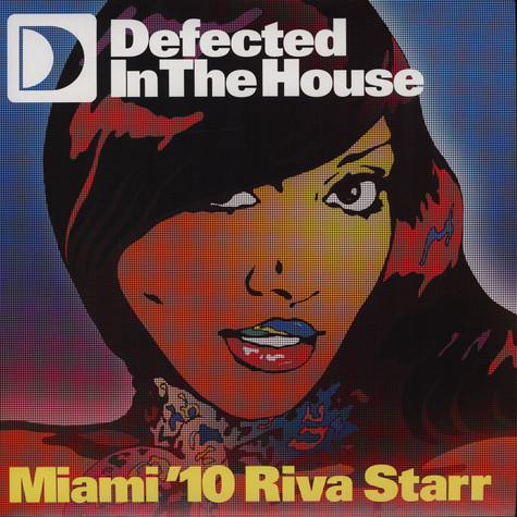 V.A. - Defected in the house - Miami 10 EP 1