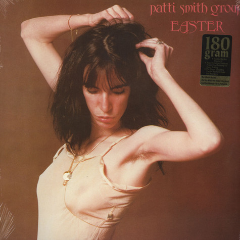 "Patti Smith Group - Easter ""Because The Night"""