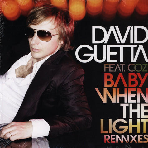 David Guetta - Baby when the lights feat. Cozi remixes