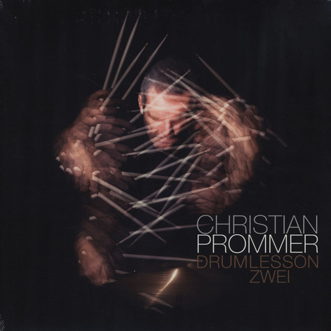 Christian Prommer's Drumlesson - Drumlesson Volume 2