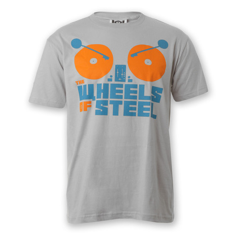 101 Apparel - Wheels Of Steel T-Shirt