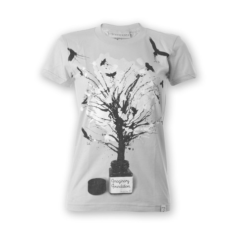 Imaginary Foundation - Ink Bottle Women T-Shirt