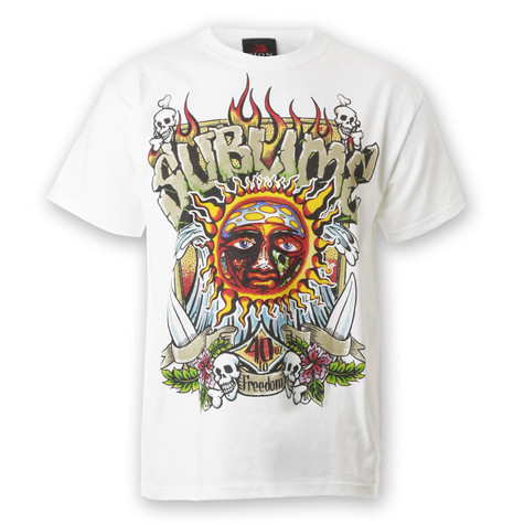 Sublime - Wave T-Shirt