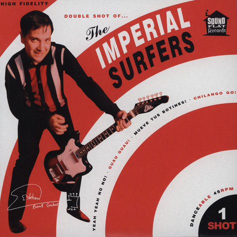 Imperial Surfers - 1 Shot EP