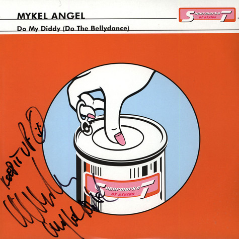 Mykel Angel - Do My Diddy (Do The Bellydance)