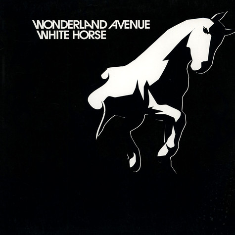 Wonderland Avenue - White horse