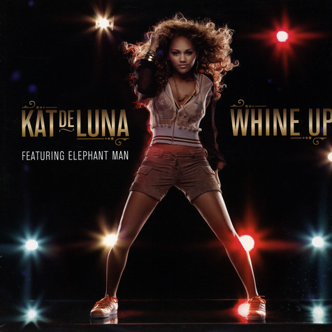 Kat Deluna & Elephant Man / Wyclef & Elephant Man - Whine up / run run