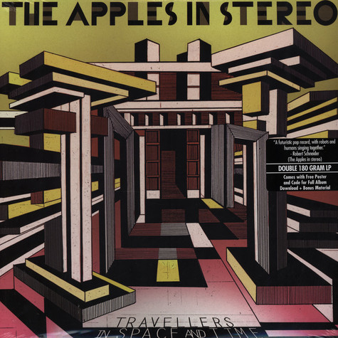 Apples In Stereo, the - Travellers In Space And Time