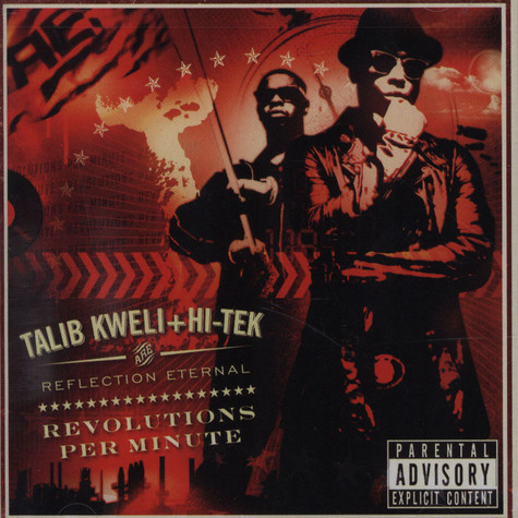 Reflection Eternal (Talib Kweli & DJ Hi-Tek) - Revolutions Per Minute